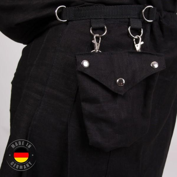 Tasche für Herrenrock Kilt